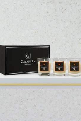 Casanera Clementina Imperiale 3 candles box