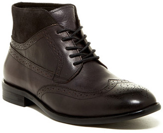 Vintage Foundry Graham Lace-Up Wingtip Boot $349 thestylecure.com