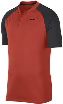 Nike Short Sleeve Dri-Fit Momentum Polo Shirt
