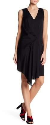 Club Monaco Thora Draped Solid Dress