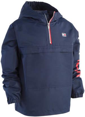 Tommy Hilfiger Frasier Hooded Windbreaker Jacket, Big Boys