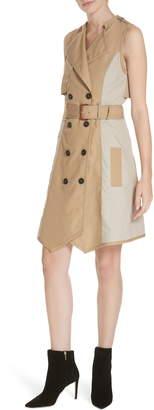 Derek Lam 10 Crosby Trench Dress