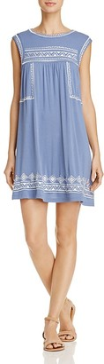 POL Embroidered Dress - 100% Exclusive $98 thestylecure.com
