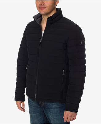 Nautica Men's Big & Tall Reversible Stretch Jacket