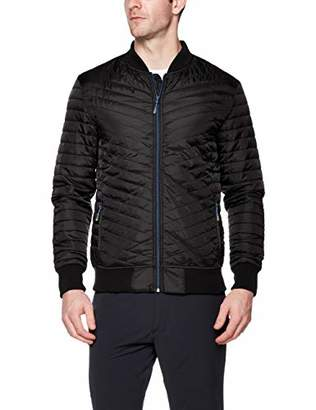 Blue Chill Men's Quilted Light Weight Jacket