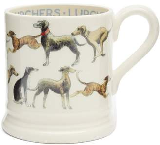 Emma Bridgewater All Over Lurcher Half Pint Mug