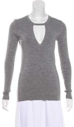 Barbara Bui Knit Long Sleeve Top