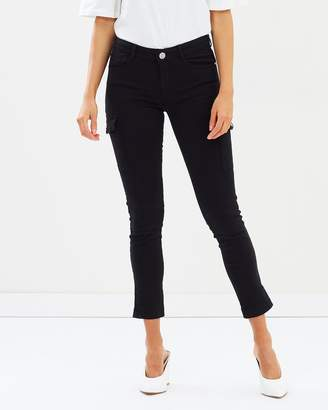 Mng Cargo Trousers