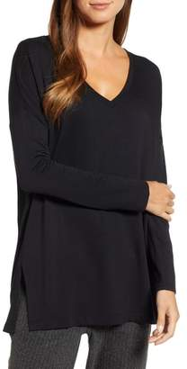Lou & Grey Nash V-Neck Tunic Top