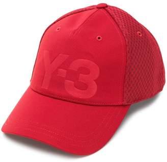 Y-3 brand embossed cap