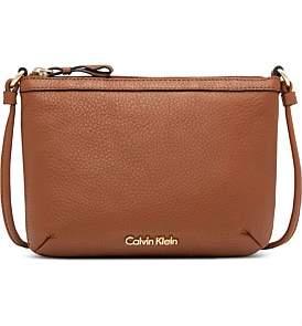 Calvin Klein Pebble Crossbody