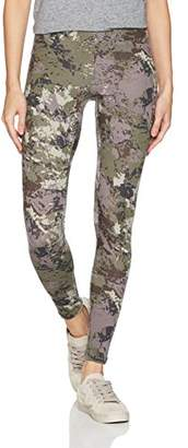 Hue Women's Camo Cotton Leggings