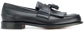 Church's fringe loafers