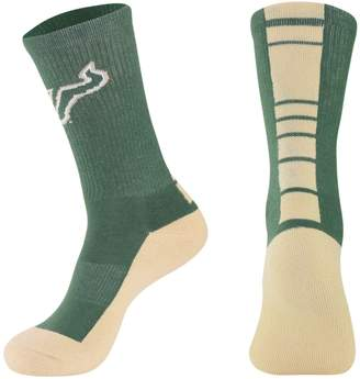 Women's Mojo South Florida Bulls Champ 1/2-Cushion Performance Crew Socks