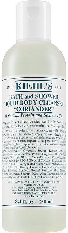 Kiehl's Since 1851 Women's Bath & Shower Liquid Body Cleanser