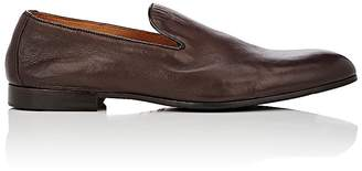 Doucal's Men's Nappa Leather Venetian Loafers