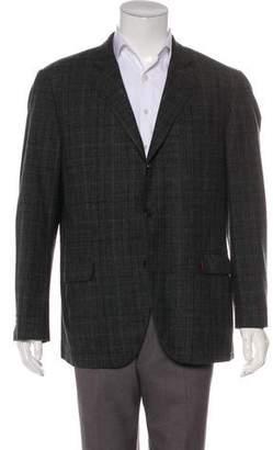 Brunello Cucinelli Silk & Cashmere Blazer