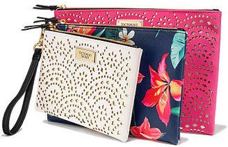 Victoria's Secret Beauty Pouch Trio $21.60 thestylecure.com