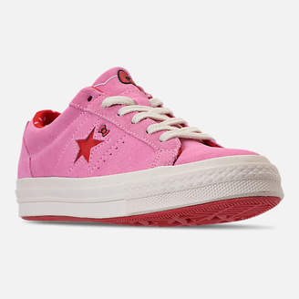 Converse Women's One Star Ox Hello Kitty Casual Shoes