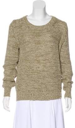 Belstaff Scoop Neck Knit Sweater