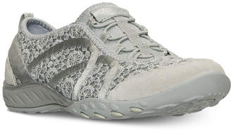 Skechers Women's Relaxed Fit: Bikers - Sweet Darling Casual Sneakers from Finish Line $54.99 thestylecure.com