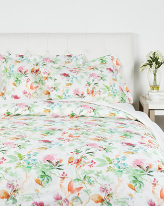 Whit & Alex Whit And Alex Botanical Tropical Duvet Set