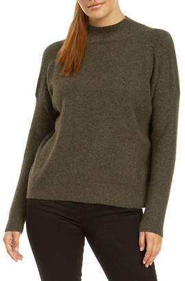 Dex Mock Neck Sweater