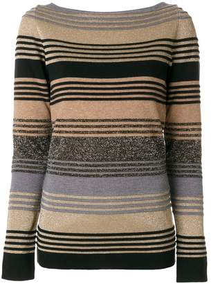 Antonio Marras striped knitted top