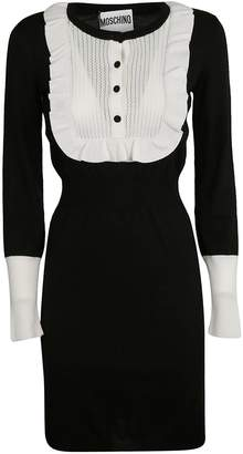 Moschino Buttoned Dress