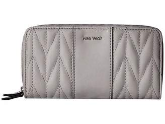 Nine West Dielle SLG Zip Around Handbags