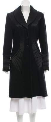 Temperley London Embroidered Long Coat