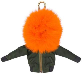 Mr & Mrs Italy mini coat charm