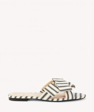 Sole Society Matty Abstract Bow Slide