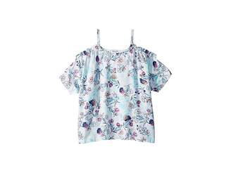Splendid Littles Cold Shoulder Top (Big Kids)