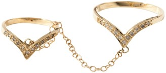 Jacquie Aiche Yellow Yellow gold Ring