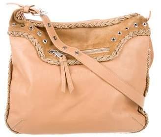 Kate Moss x Longchamp Leather Crossbody Bag