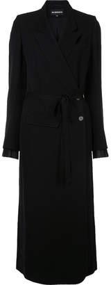Ann Demeulemeester long line coat