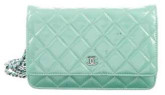 bfda64cef83d3e Chanel Green Patent Leather Handbags - ShopStyle