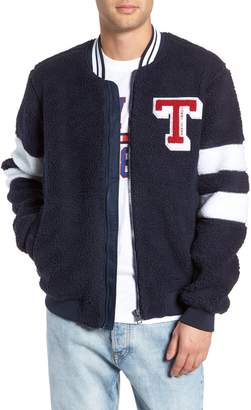 Tommy Jeans TJM Teddy Bomber Jacket