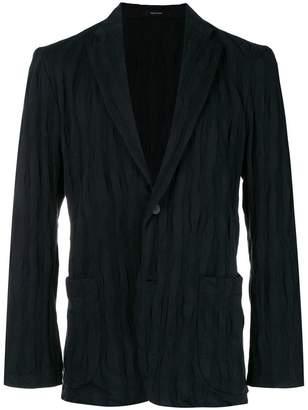 Issey Miyake loose blazer