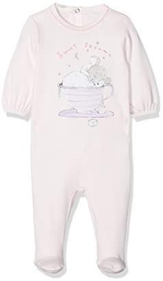 Benetton Baby Girls' Overall Pyjama Bottoms,(Manufacturer Size: 90)