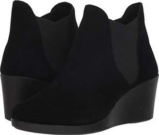 Crocs Women's Leigh Wedge Chelsea Boot W Rain