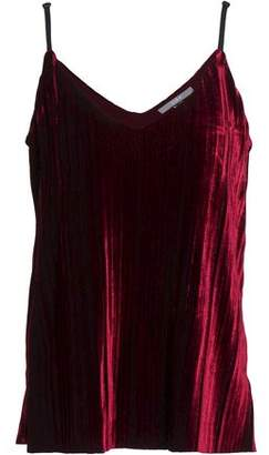 Tart Collections Pleated Chenille Camisole