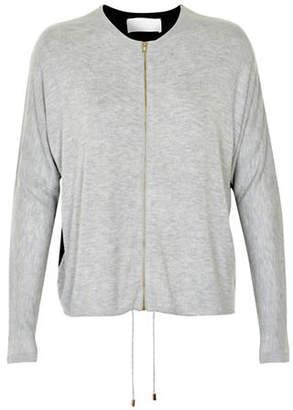 Inwear Yona Knit Zipper Cardigan