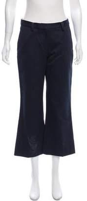 Nellie Partow Mid-Rise Pants