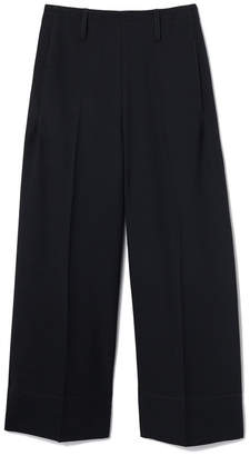 Lemaire Cropped Elastic Pants