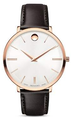Movado Ultra Slim Watch, 35mm