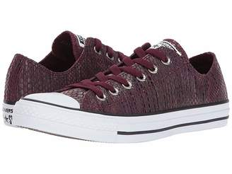Converse Chuck Taylor All Star - Ox Fashion Snake Women's Lace up casual Shoes