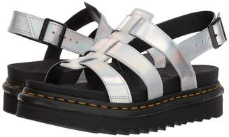 Dr. Martens Iced Metallic Yelena Women's Sandals