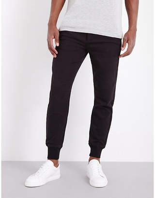 Paige Baxter stretch-jersey jogging bottoms